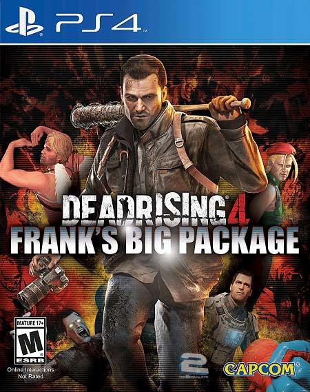 Dead Rising 4 Franks Big Package | تاپ 2 دانلود