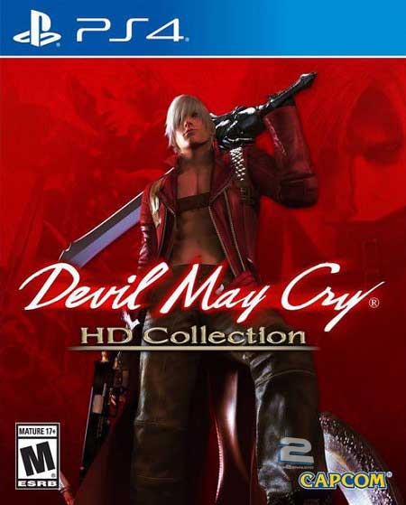 Devil May Cry HD Collection | تاپ 2 دانلود
