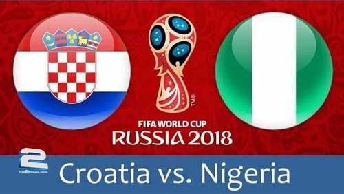 FIFA World Cup 2018 Group D Croatia vs Nigeria | تاپ 2 دانلود