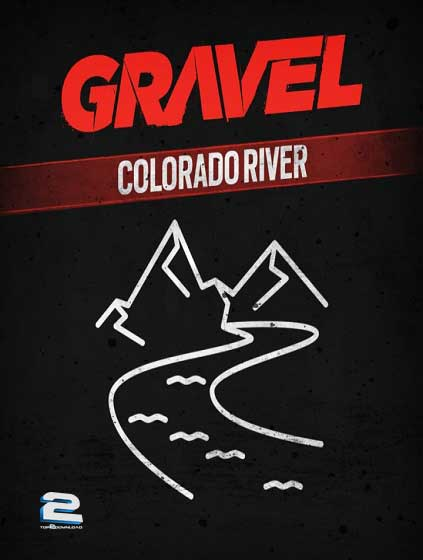 Gravel Colorado River | تاپ 2 دانلود