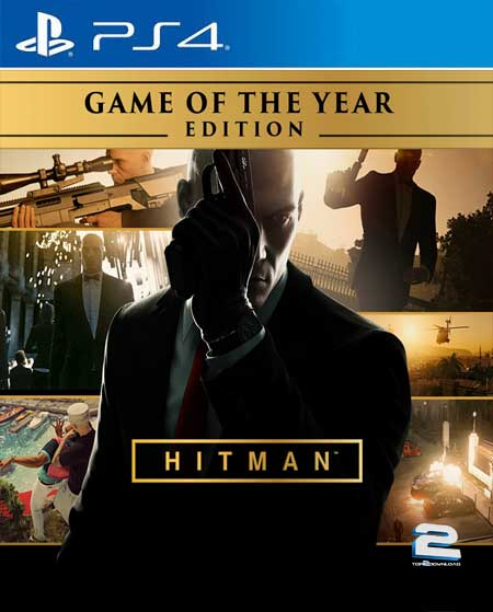 HITMAN Game of the Year Edition | تاپ 2 دانلود