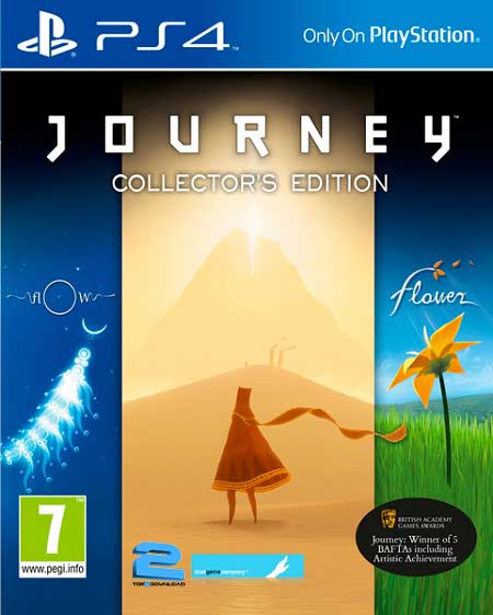 Journey Collectors Edition | تاپ 2 دانلود