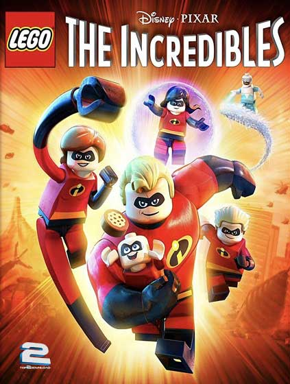LEGO The Incredibles | تاپ 2 دانلود