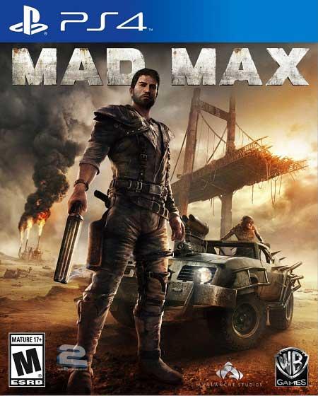 Mad Max | تاپ 2 دانلود