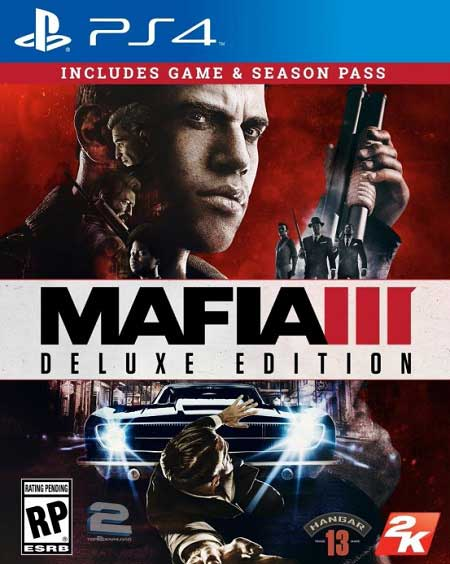 Mafia III Deluxe Edition | تاپ 2 دانلود