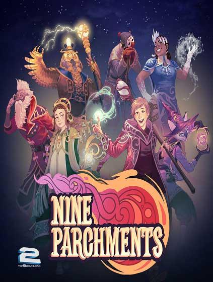 Nine Parchments Astral Challenges   تاپ 2 دانلود