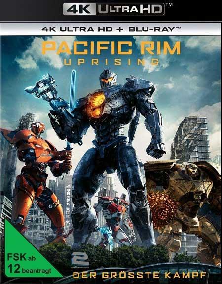 Pacific Rim Uprising 2018 | تاپ 2 دانلود