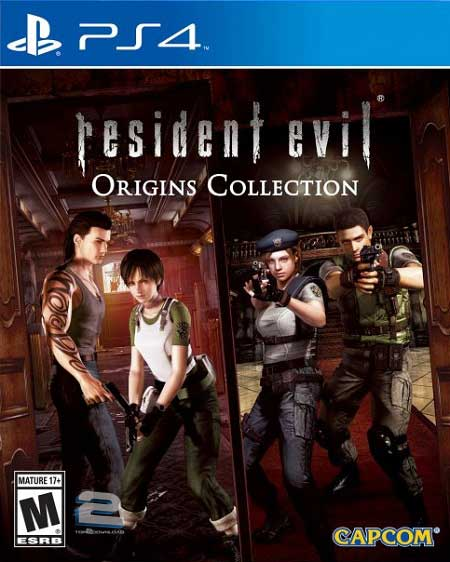 Resident Evil Origins Collection | تاپ 2 دانلود