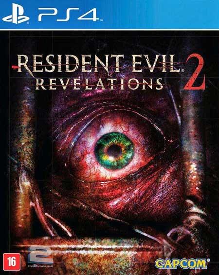Resident Evil Revelations 2   تاپ 2 دانلود