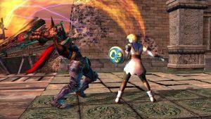 دانلود بازی SoulCalibur 2 HD Online برای PS3 | تاپ 2 دانلود