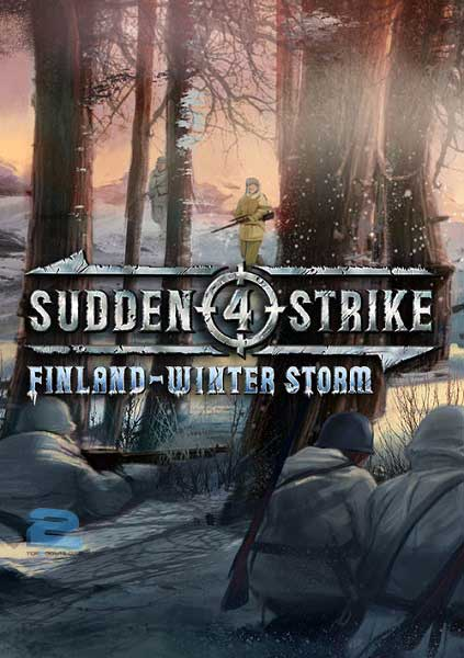 Sudden Strike 4 Finland Winter Storm | تاپ 2 دانلود