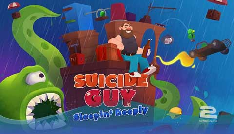 Suicide Guy Sleepin Deeply   تاپ 2 دانلود