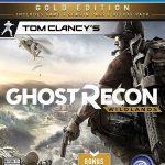 دانلود بازی Tom Clancys Ghost Recon Wildlands Gold Edition برای PS4